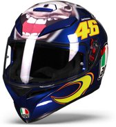AGV K-3 SV Donkey Motorhelm Valentino Rossi VR46 - Integraalhelm - Maat XL