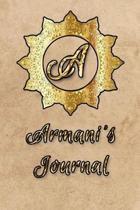 Armani's Journal