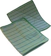 Bamboe Schoonmaakdoek Set.wonderdoeken, microvezeldoeken, raamdoeken, glasdoeken,bamboevezeldoeken