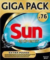 Sun All-in-1 Extra Power Vaatwastabletten - 76 stuks