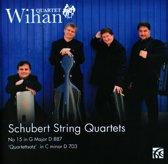 String Quartets Nos. 12 & 15