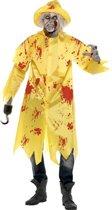 Zombie visser Halloween kostuum voor volwassen  - Verkleedkleding - Medium