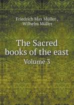 The Sacred Books of the East Volume 3