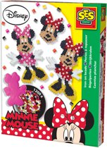 SES Creative Minnie Mouse strijkkralenset