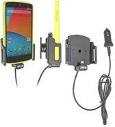 Brodit aanpasbare houder met laadkabel/USB kabel voor Nexus 5 (originele skin)