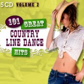 101 Great Country Line Dance Volume 2