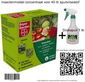 Insectenmiddel concentraat  voor 40 Ltr