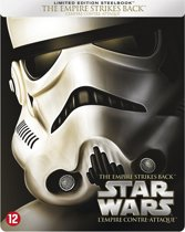 Star Wars Episode V: The Empire Strikes Back (Blu-ray Steelbook)