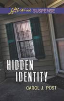 Hidden Identity (Mills & Boon Love Inspired Suspense)