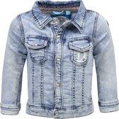 lief! lifestyle Jongens T-shirt - blauw - Maat 92