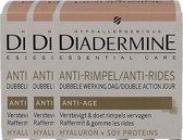 Diadermine Anti Rimpel Dagcreme Voordeelverpakking