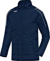 Jako Classico Coachvest - Jassen  - blauw donker - 3XL