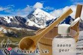 Saunageur Opgiet Alpenkruiden 1 liter