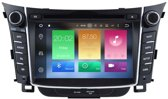 Hyundai  Android 9.0 Navigatie voor Hyundai I30 vanaf 2012