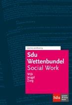 Educatieve wettenverzameling - Sdu Wettenbundel Social Work 2018-2019
