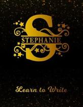 Stephanie Learn to Write