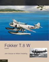 Militaire Historie - Fokker t.8w