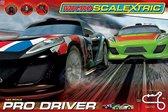Micro ScaleXtric Pro Driver, dé coolste autobaan/racebaan met lengte van 386cm   MicroScaleXtric