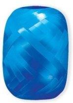 Polyband blauw (5mmx20m)