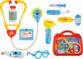 Dokter set speelgoed – Dokterset – Stethoscoop – Dokterskoffer met accessoires