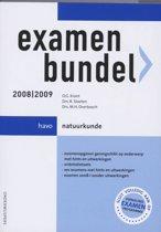 Omslag van 'Examenbundel Havo Natuurkunde'