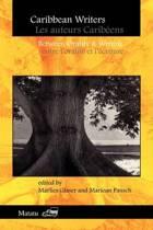Caribbean Writers / Les auteurs Caribeens
