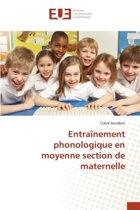 Entra nement Phonologique En Moyenne Section de Maternelle
