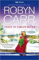 Feest in Virgin River: Een onverwacht kerstcadeau / Kus om middernacht, 2-in-1