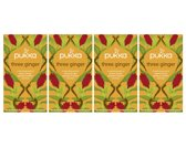 Pukka Three Ginger Biologische thee - 4x20 theezakjes