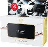 Vinove Autoparfum Rome - Auto luchtverfrisser - Luchtrooster bevestiging