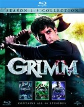 Grimm: Season 1-3