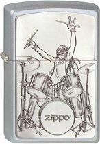 Aansteker Zippo Drummer