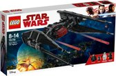 LEGO Star Wars Kylo Ren's TIE Fighter - 75179
