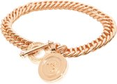 TOV Essentials Mini Mermaid Bracelet - Armband - Rosékleurig - 19 cm