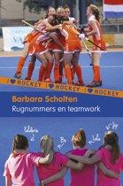 I love hockey 6 - Rugnummers en teamwork