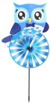 Eddy Toys Windmolen Uil 60 Cm Blauw