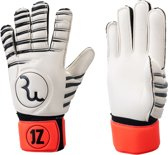 RWLK Goalkeeper handschoen Jeroen Zoet 1 oranje/wit/zwart flat cut, maat 4