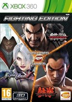 Fighting Edition  Xbox 360  (Tekken 6 / Tekken Tag Tournament 2 / Soul Calibur V)