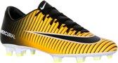 Nike Mercurial Victory VI FG  Voetbalschoenen - Maat 45 - Mannen - oranje/zwart/wit