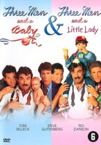Three Men And A Baby / Three Men And A Little Lady (2 DVD)