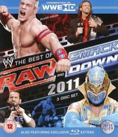 WWE - The Best Of Raw & SmackDown 2011 (Blu-ray)