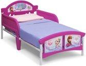 Delta Children Frozen Junior Bed Anna & Elsa - Roze - 70x140 cm