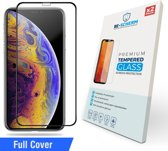 BE-SCHERM Apple iPhone Xs / X Screenprotector Glas (2x) - Tempered Glass - Full Cover