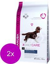 Eukanuba Dog Overweight Sterilised Kip - Hondenvoer - 2 x 2.5 kg