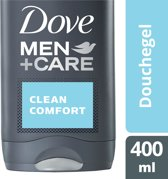 Dove Men+Care Clean Comfort - 400 ml - Douche Gel