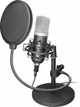 Trust GXT 252 Emita - USB Studio Microfoon met Popfilter