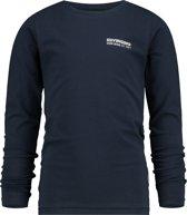 Vingino Jongens T-shirt - Dark Blue - Maat 140