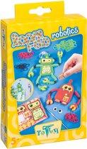 Totum Loom I-do  -  Robotics / robotjes maken met loombandjes