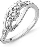 Orphelia Silver 925 Zr-3834/50 Ring Zirconium