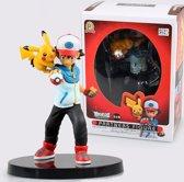 Pokemon| Ash Ketchum & Pikachu | Collectors Item